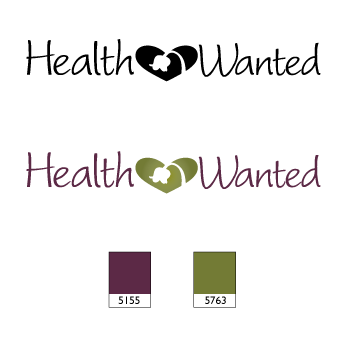 Health Wanted Logo